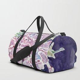 Helena's Healing Roses Duffle Bag