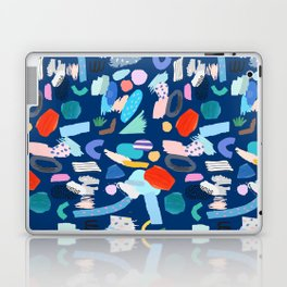 """""""Save The Earth"""" Colourful Contemporary Art Laptop & iPad Skin"""