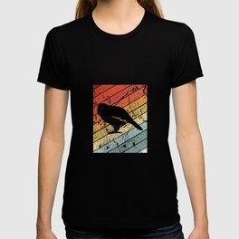 Retro Kakapo Bird Gift T-shirt
