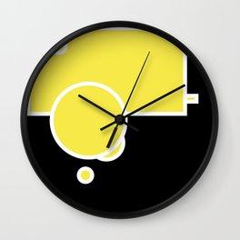 Geometric shape pattern nr 3572583 Wall Clock