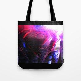 Superhuman  #2 Tote Bag