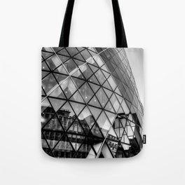 The Gherkin, London Tote Bag