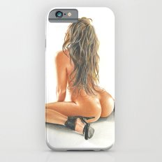 color girl iPhone 6s Slim Case