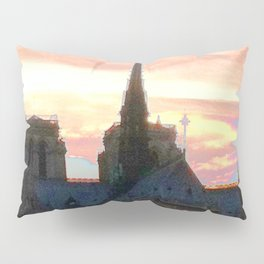 Notre Dame de Paris Pillow Sham