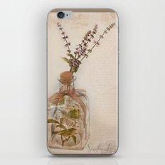 Garden Note  iPhone & iPod Skin