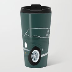 1968 Ford Mustang GT Travel Mug