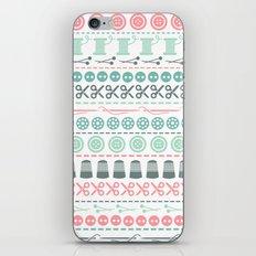 Sewing iPhone & iPod Skin