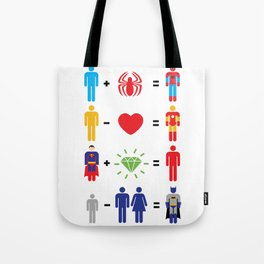 Super Math Tote Bag