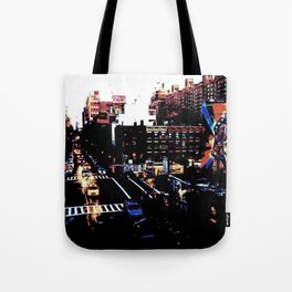 25th St. (Color) Tote Bag