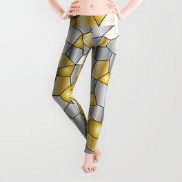 Metalic Mosaic Leggings
