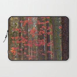 Red Dogwood Laptop Sleeve