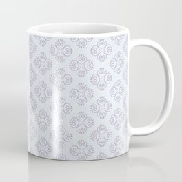 Heart Petals Pattern Coffee Mug