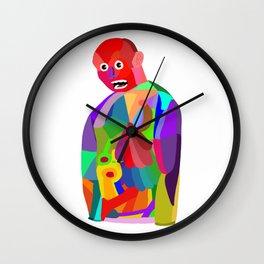 Ruthy Sweater Wall Clock