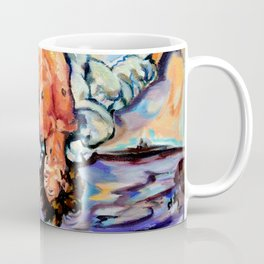 In the air. Mediterranean Coffee Mug