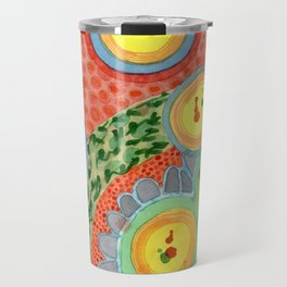 Splashes In Bubbles Travel Mug