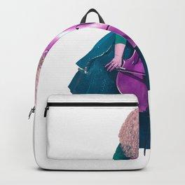 Forest Green Cellist II Backpack