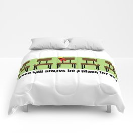 Your place Comforters