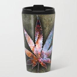 Marijuana Leaf - Design 2 Travel Mug