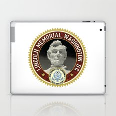 Lincoln Memorial Laptop & iPad Skin