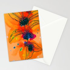 Beautyberry branch Stationery Cards