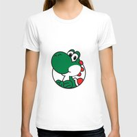 yoshi T-shirts featuring Yoshi by pondlifeforme