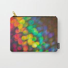 Rainbow Bokeh 1 Carry-All Pouch