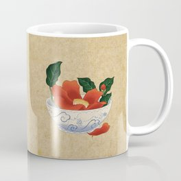 Minhwa: Camellia Bowl A Type Coffee Mug