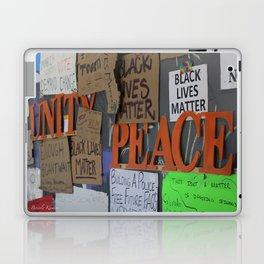 Black Lives Matter DC Protests Laptop & iPad Skin