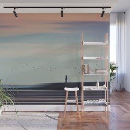 Drifting By Wall Mural