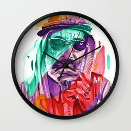 SAHEED Wall Clock