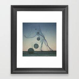 familial  Framed Art Print