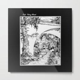 Glory Road - Exit Metal Print