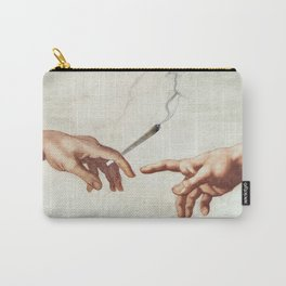 Adam and The God Carry-All Pouch