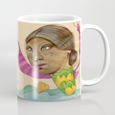 Crying Sea Monster Mug