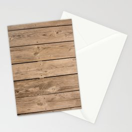 Wood I Stationery Cards