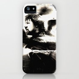 Look to the Stars - Man of Steel (Ver. 2) iPhone Case