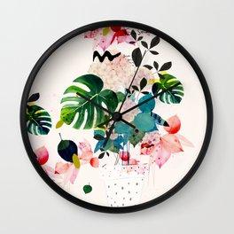 Jane Soleil Wall Clock