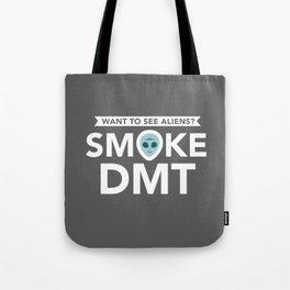 Smoke DMT Tote Bag