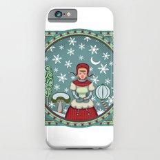 version of peaceful snow 2 iPhone 6s Slim Case