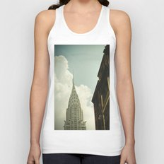 The city of the fighting styles Unisex Tank Top