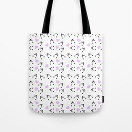 black hats Tote Bag