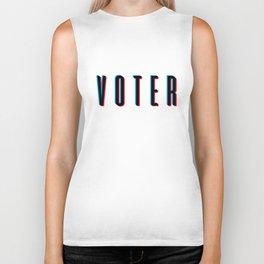 Hi, I'm a VOTER. Biker Tank