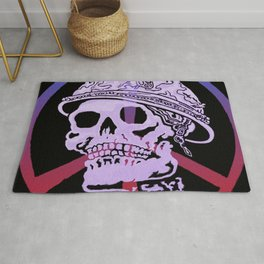War and Peace Rug