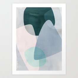 Graphic 150 C Art Print