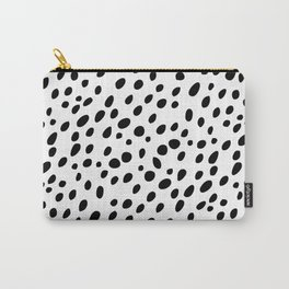 Dalmatian Spots Carry-All Pouch