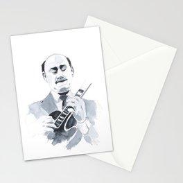 Joe Pass - Jazz Stationery Cards