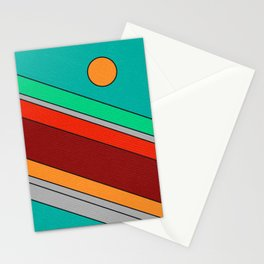 Moon Spotting Stationery Cards