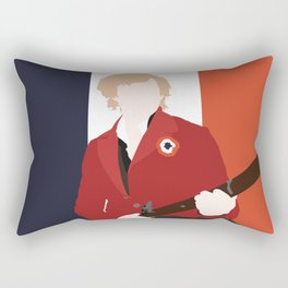 ENJOLRAS – LES MISÉRABLES Rectangular Pillow