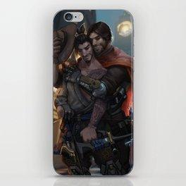 Kings Row iPhone Skin