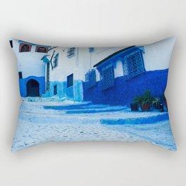 Chefchaouen, Morocco Rectangular Pillow